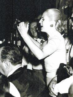 53 fotos inéditas de Perón y Evita