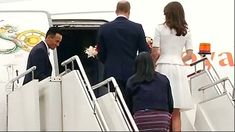 The Duke and Duchess of Cambridge depart Bhutan to head back to India and visit the Taj Mehal