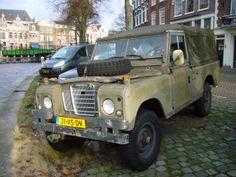 Land Rover Defender - 2013 : Haarlem, Holland