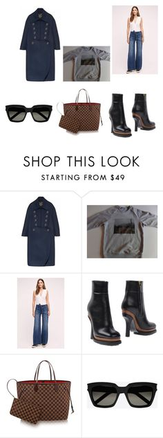 """""""Late Fall"""" by allpeoplewilltravel on Polyvore featuring Burberry, Pilcro, Marni and Yves Saint Laurent"""