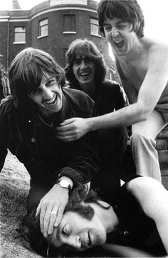 Smiles, tears, sadness, joy, longing.. everything in their songs. #beatles #music #passion