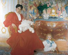 Google Image Result for http://uploads1.wikipaintings.org/images/carl-larsson/mrs-dora-lamm-and-her-two-eldest-sons-1903(1).jpg