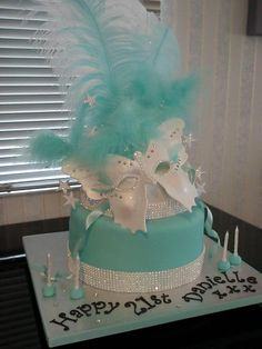Girly Birthday Cakes - Hall of Cakes
