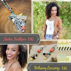 Join Kim Lockett's Jewelry Group on Facebook to see more Plunder Vintage Jewelry! Unique jewelry at great prices!