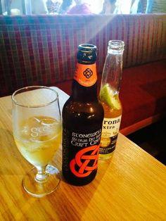 At Dingle Bay Hotel, Stonewell Medium Dry Cider