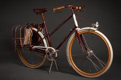 """""""The Mixtie"""" by Ascari Bicycles"""