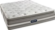 "BeautyRest Recharge World Class Coral Reef Luxury 14.5"" Firm Mattress"