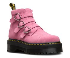 LAZY OAF BUCKLE BOOT | New Arrivals | Official Dr Martens Store