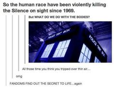 I'm NOT Clumsy!! (Doctor Who)