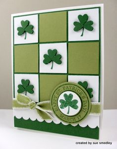 Happy St. Patrick Day...By:Sue Smedley