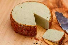 Herb and Garlic Almond Cheese [Vegan, Gluten-Free] | One Green Planet