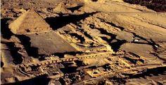 Complejo faraón Netjerkhet, I faraón de la III dinastía, en Saqqara,