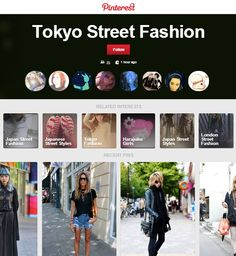 "Pinteresting new development. You can now follow ""Interests feeds"" on #Pinterest - The 7 Pillars Book"
