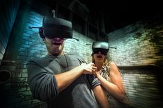 Immersive Paranormal Virtual Reality Experience Coming To Halloween Horror…