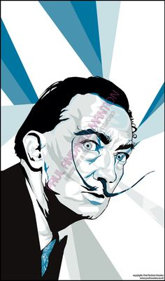 My new piece of art based on Salvador Dali (all my work is viewable at www.paul-manton.co.uk)
