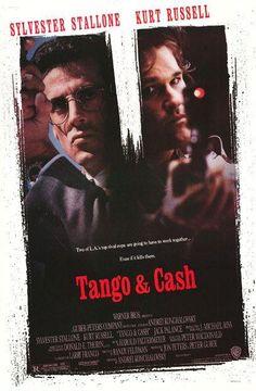 TANGO & CASH // usa // Andrei Konchalovsky 1989