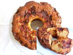 Jewish Apple Cake / Pastel de Manzana Judío