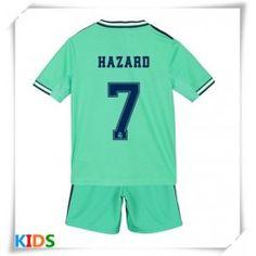 Jeftino Nogometni dres Real Madrid za djecu s vlastitim imenom Eden Hazard, Football Socks, Football Shirts, Real Madrid Football Kit, Equipacion Real Madrid, Kids Football Kits, James Rodriguez, Three Kids, Ronaldo
