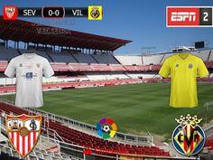 Liga Santander 2016/17 21º Fecha: Sevilla 0-0 Villarreal