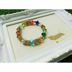 I'm selling Colours of The Wind Crystal Bracelet for RM28.00. Get it on Shopee now!http://shopee.com.my/double.charms/4425488 #ShopeeMY
