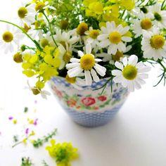White Project  #whiteproject #deixaentrarosol #homedecor #wildflowers #springfield by margarida.brito