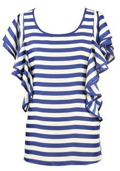 Love this New Nautical Shirt.