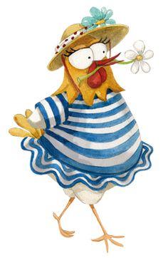 83 Meilleures Images Du Tableau Poule Humour Hens Chicken Art Et
