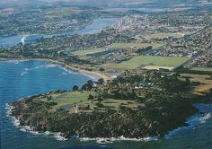 Devonport, Tasmania, Australia. Named after Devonport in Devon, England - the origin of the early settlers.
