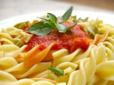 Looking for recipes and cooking tips? Whether you are looking for a quick and easy recipe, healthy recipes, or food ideas & tips for a special occasion, we have you covered. Yummy Pasta Recipes, Diet Recipes, Yummy Food, Healthy Recipes, Pasta Recipies, Easy Recipes, Healthy Food, Popular Italian Food, Wedding Reception Food