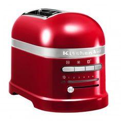 #design3000 Der Toaster von KitchenAid ist nicht nur super in seiner Funktion, sondern auch eine Augenweide in der Küche!