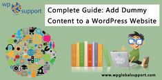 Complete Guide: Add Dummy Content to a WordPress Website [Guide]