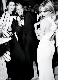 Photos: Mario Testino and the Party to Celebrate the Best Dressed in the World | Vanity Fair