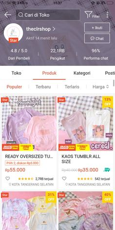 Best Online Clothing Stores, Online Shopping Sites, Online Shopping Clothes, Online Shop Baju, Aesthetic Shop, Aesthetic Girl, Casual Hijab Outfit, Casual Ootd, Korea Fashion