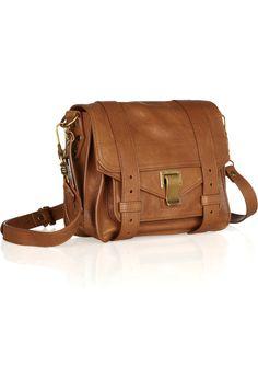 PS1 medium leather bag