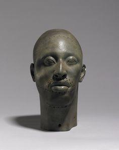 Ife Plaster Head, Ife, Nigeria