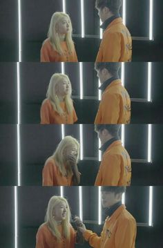 Jiwoo and J.seph