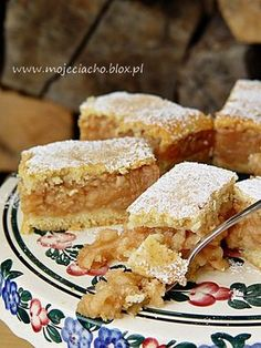 Sweet Desserts, Dessert Recipes, Breakfast Menu, Crazy Cakes, Mini Pies, Polish Recipes, Yummy Treats, Good Food, Food And Drink