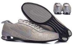 best service ab2f5 44109 NIKE SHOX RIVALRY PREMIUM WHITE SILVER SALE  80.64 Air Max Sneakers,  Sneakers Nike,