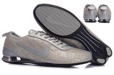 buy popular 1b78d 1959c NIKE SHOX RIVALRY PREMIUM WHITE SILVER SALE  80.64 Air Max Sneakers, Sneakers  Nike,