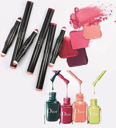 Dior Spring 2017 Colour Gradation Collection – Beauty Trends and Latest Makeup Collections Makeup Trends 2017, Makeup 2016, Beauty Trends, Dior Makeup, Beauty Makeup, Eye Makeup, New Cosmetics, Cosmetics & Perfume, Dior Spring 2017
