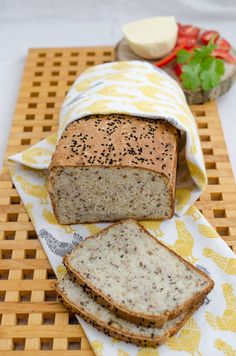 Chleb wieloziarnisty II   Sprawdzona Kuchnia Kfc, Banana Bread, Grilling, Food And Drink, Pizza, Brot, Crickets