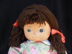 Muñeca de trapo de Jesmar años 80-90