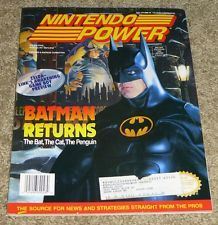 Nintendo Power Magazine Issue - Vol. 48, May 1993 - Batman Returns 4-15