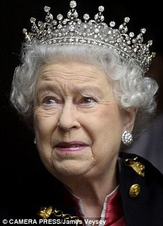 QE2, 3/7/12 Do you realize how many American Presidents the Queen has sat beside?