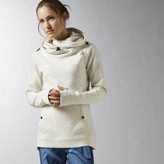 Reebok CrossFit Hoodie - White
