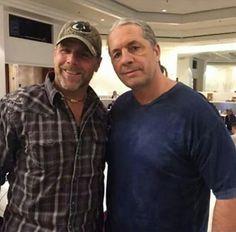 Shawn Michael & Bret Hart