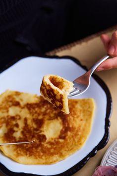 Rátkai palacsinta | Street Kitchen Waffles, Pancakes, Sandwiches, Food And Drink, Sweets, Snacks, Baking, Eat, Breakfast
