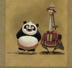 The Art of Kung Fu Panda - Kung Fu Panda Wiki, the online encyclopedia to the…