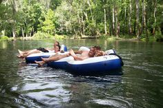 I want to float down a river in a raft with friends.