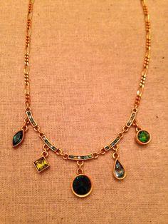 """Patricia Locke """"Envy"""" necklace"""